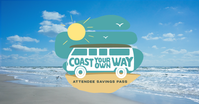 Coast Your Own Way Attendee Pass image